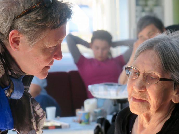 Eftermiddag for de ældre