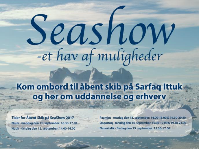 Seashow 2017