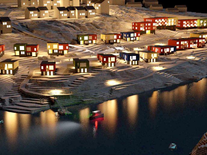 Plads til nye boliger og ridecenter i Nuuk