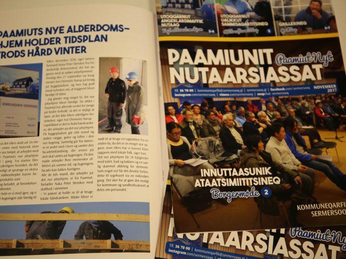 Paamiut-nyt: Borgermøde og nyt alderdomshjem