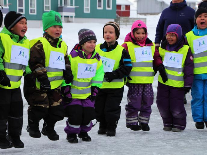 Budget 2018: Pædagogisk idræt for børnene