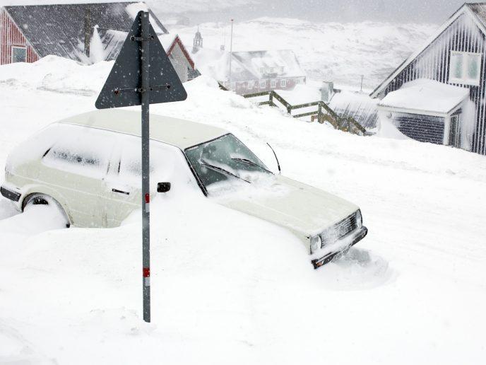 Ny service: Følg med i snerydningen i Nuuk