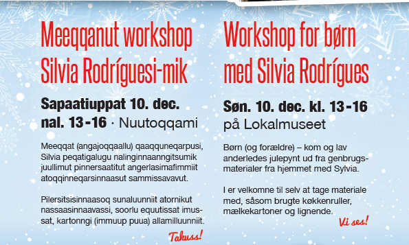 Workshop for børn med Silvia Rodrígues [2]