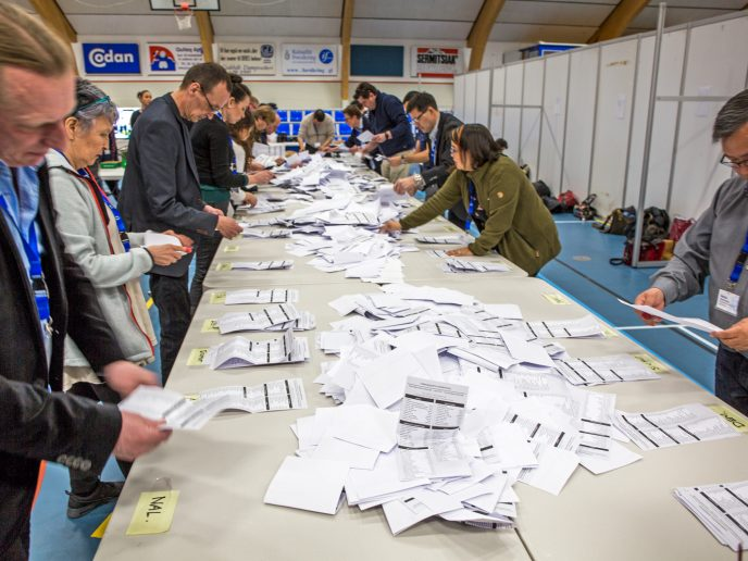Praktisk information om valg til Inatsisartut den 24. april