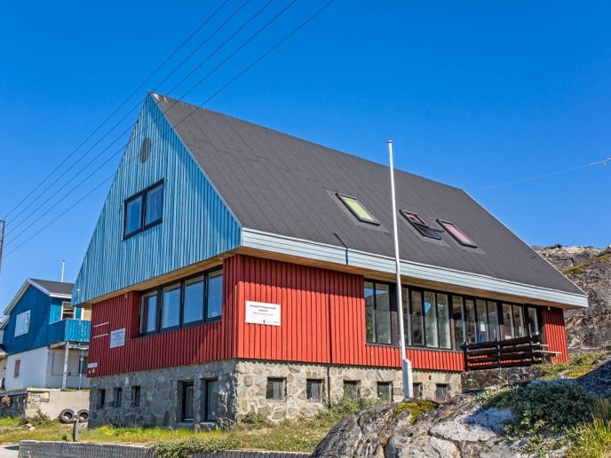 Nuuk: Åben Anonym Rådgivning