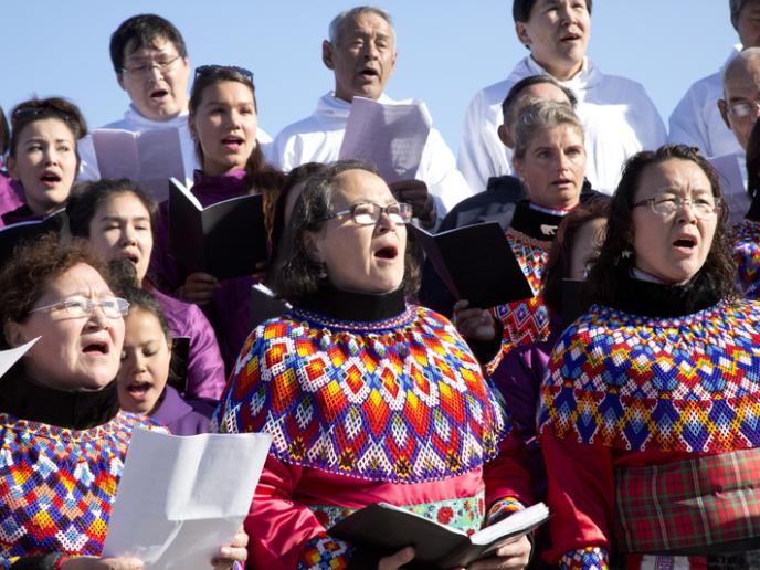 Nuuk: Nationaldagens eftermiddagsprogram flyttes fra Kolonihavnen til Katuaq