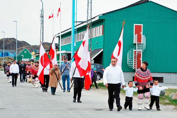 Nationaldag, Paamiut