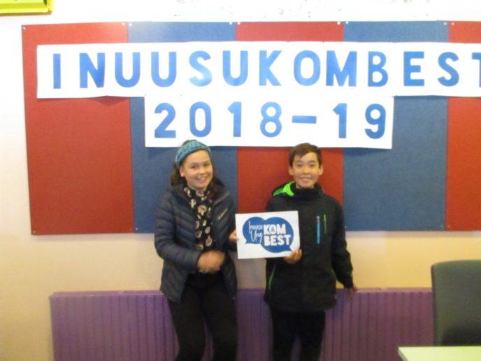 Sandra og Helge skal til Nuuk