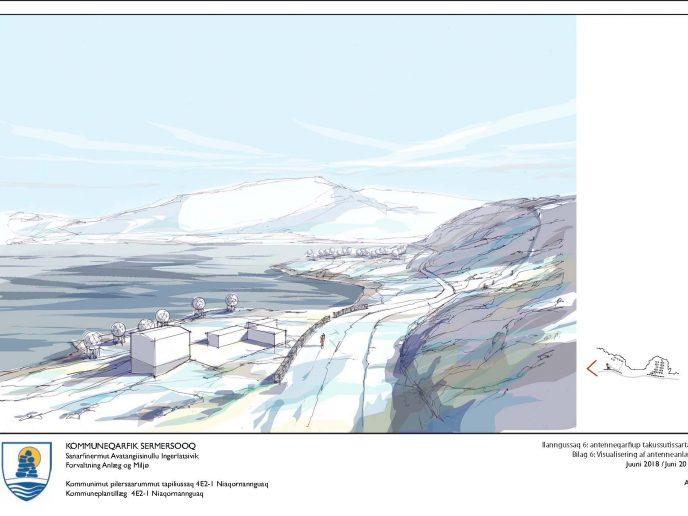 Endelig vedtagelse af Kommuneplantillæg 4E2-1 – Niaqornannguaq