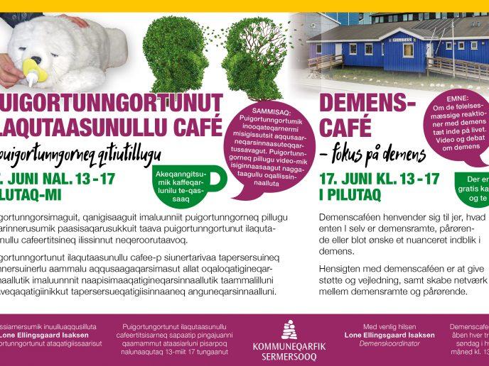 Demenscafé – fokus på demens [1]