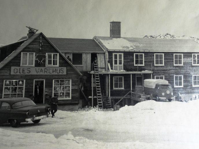 Nuuk bliver hovedstad – historisk bytur