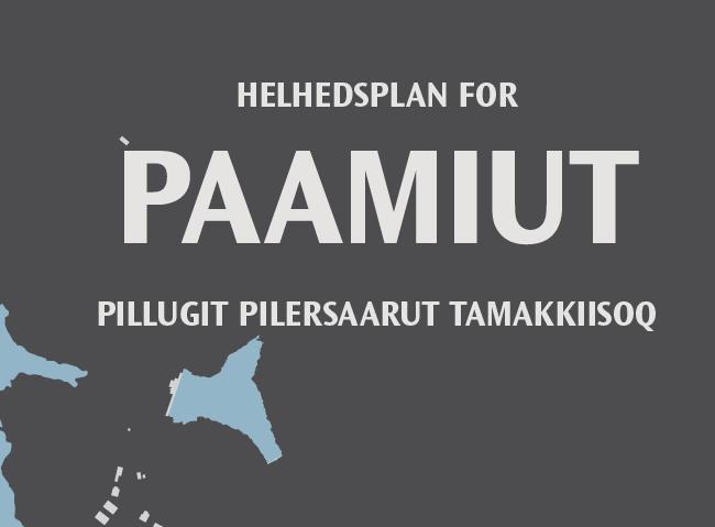 """""""Paamiut skal fortsat være et godt sted at bo"""""""