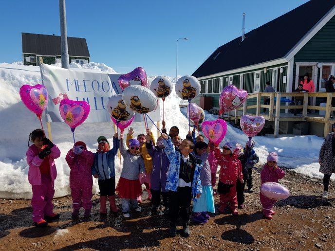 Børnenes Dag i Ittoqqortoormiit