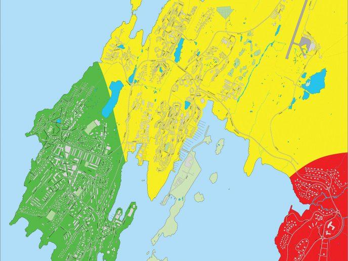 Nuuk: Forårsindsamling af storskrald afsluttet med succes