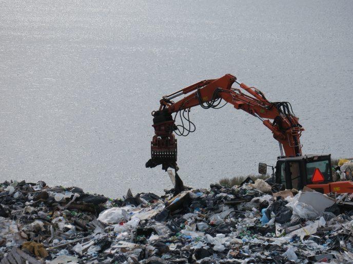 Oprydning og sortering af affald