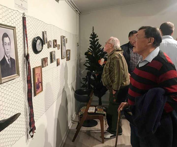 Ole Brandt-udstilling