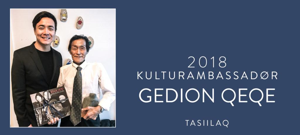 Nuuk: Mød Sermersooqs kulturambassadør og se kunsthåndværk