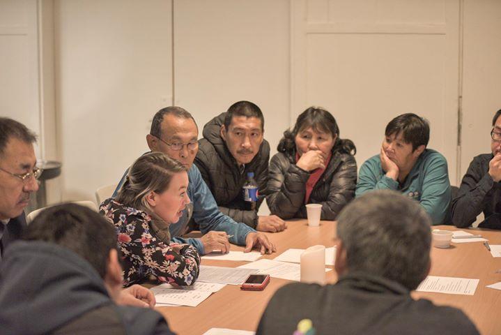 Udvalg mødtes med borgerne