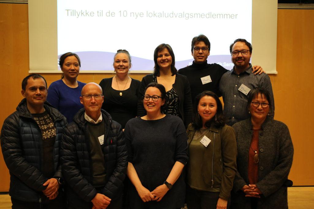 Valg til lokaludvalg i Nuuk: Poul Petersen fik flest stemmer