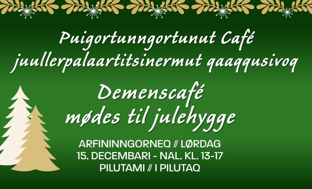 Puigortunngortunut Café juullerpalaartitsinermut qaaqqusivoq