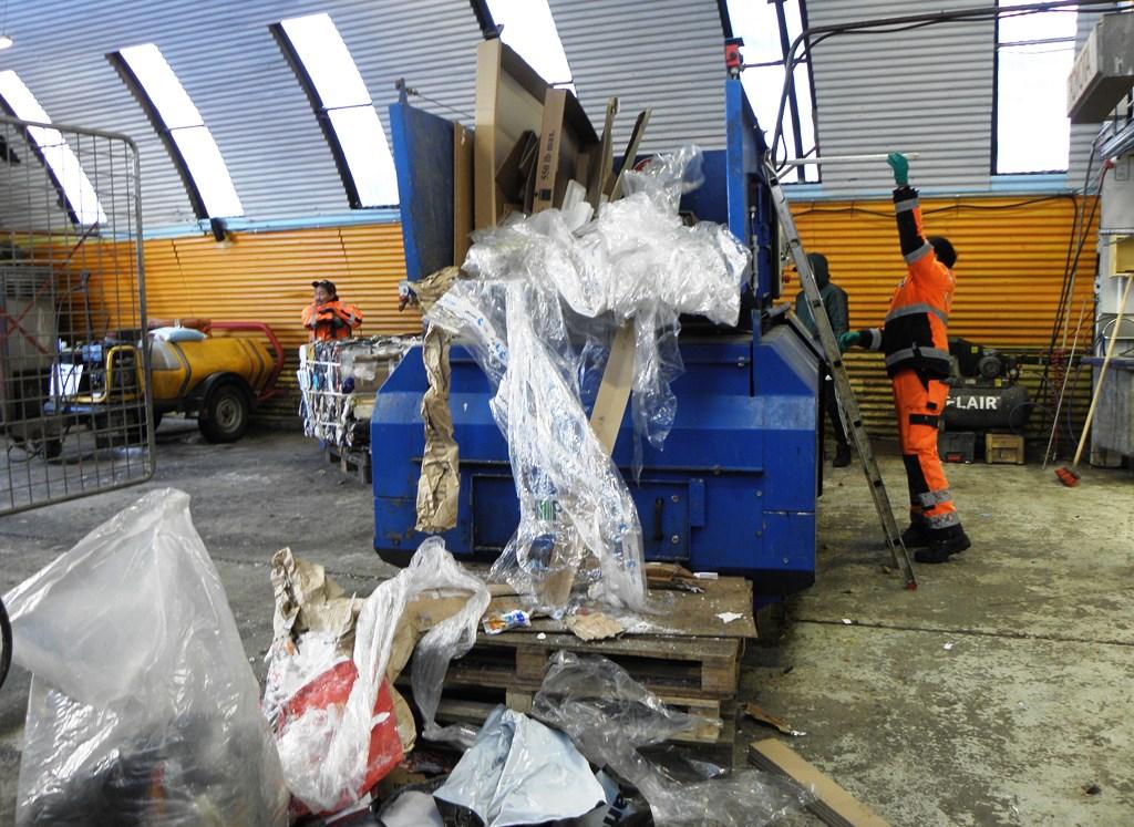 Kommunerne samarbejder om affaldshåndtering
