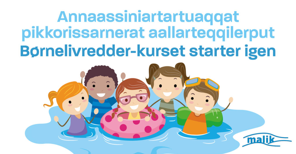 Børnelivredder-kurset starter igen