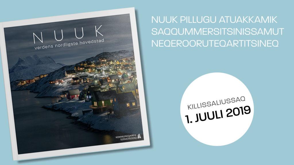 Skriv bogen om Nuuk