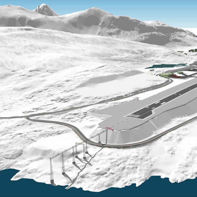 Informationsmøde om den nye lufthavn i Nuuk