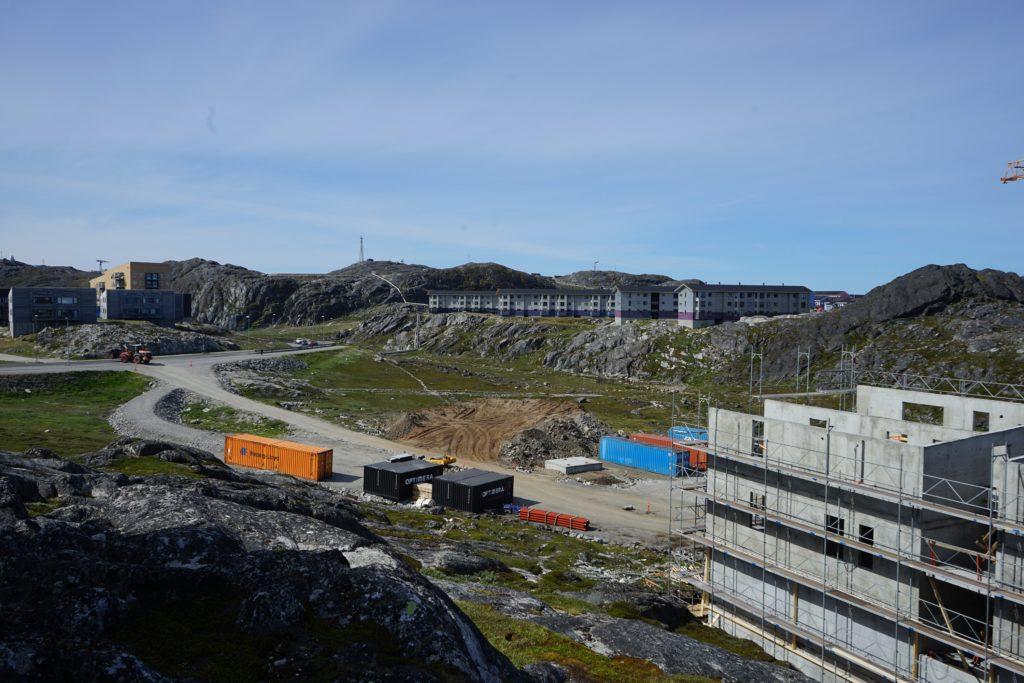 Navngivning af to veje i Nuuk