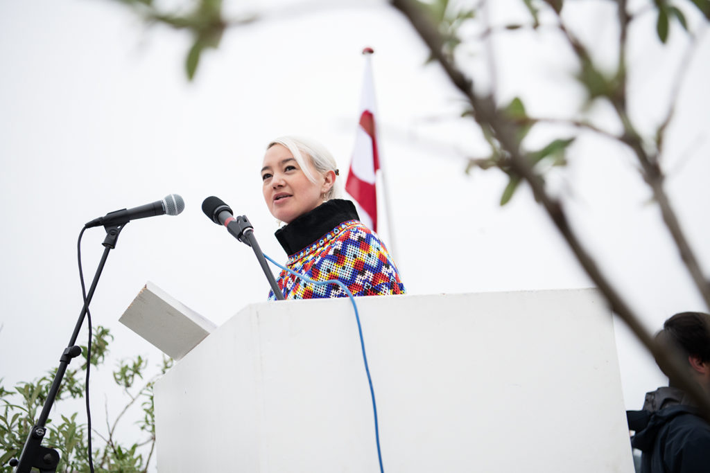 Borgmesterens tale til Nationaldagen 2019