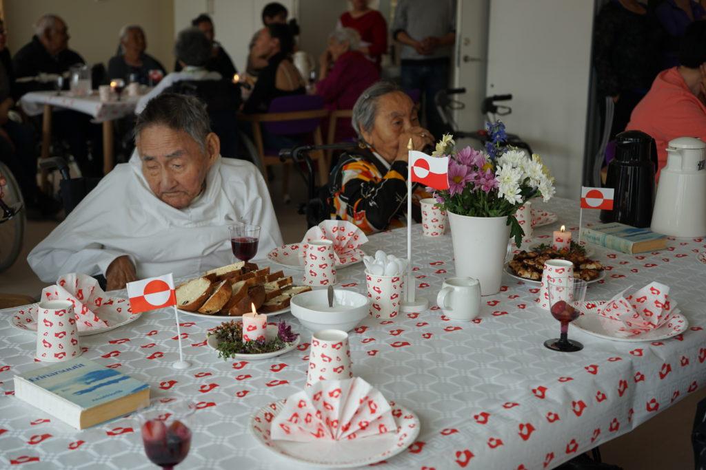 Nyt alderdomshjem i Paamiut