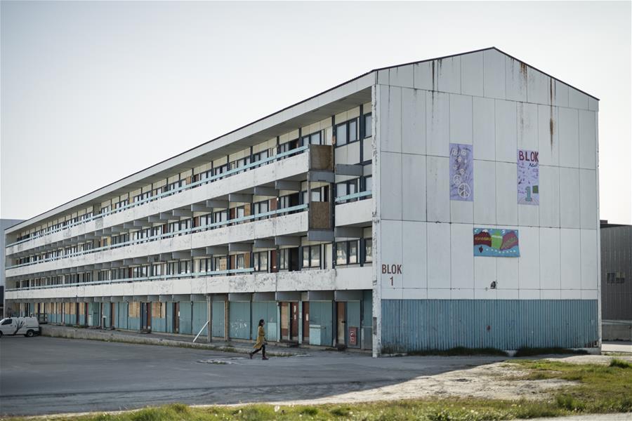 Blok 1: Isaterineq maanna aallartippoq