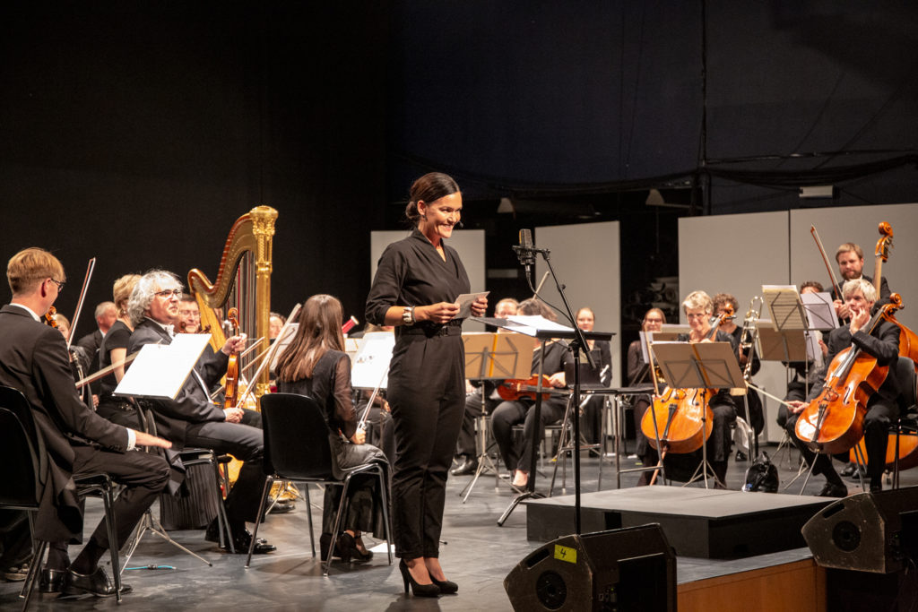 Symfoniorkester og sang: Flot afslutning på Aalborgdage