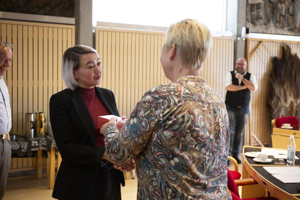 Folketingsmedlemmer gæster kommunen