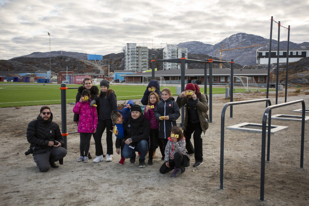 Nuuk Nordisk: Atuartunut assiliinermik workshoppertitsineq