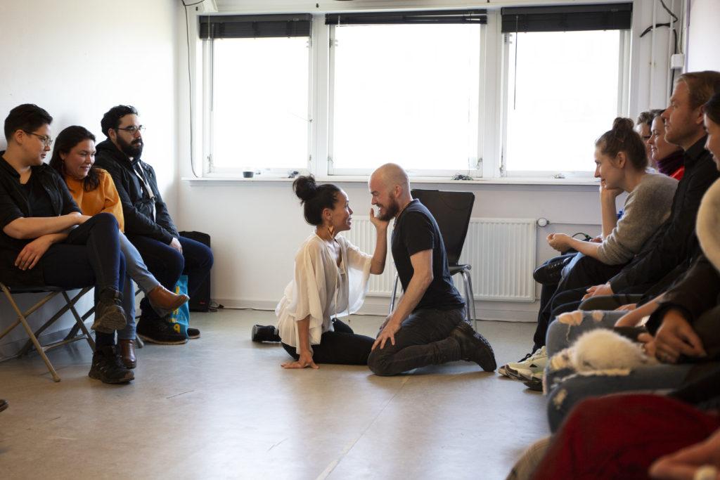 "Nuuk Nordisk Kulturfestival: Isiginnaagassiaq ""Sletten"""