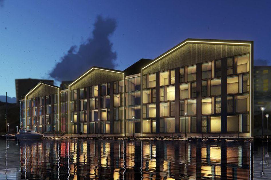 Pilersaarutitut siunnersuut: Hotel Nuutoqaq