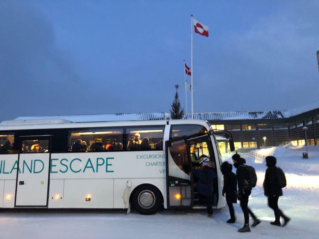25 nye nuummiutter fik set, hørt og smagt på Nuuk