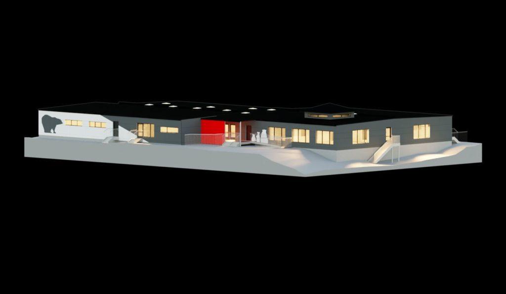 Nuuk får to nye integrerede daginstitutioner