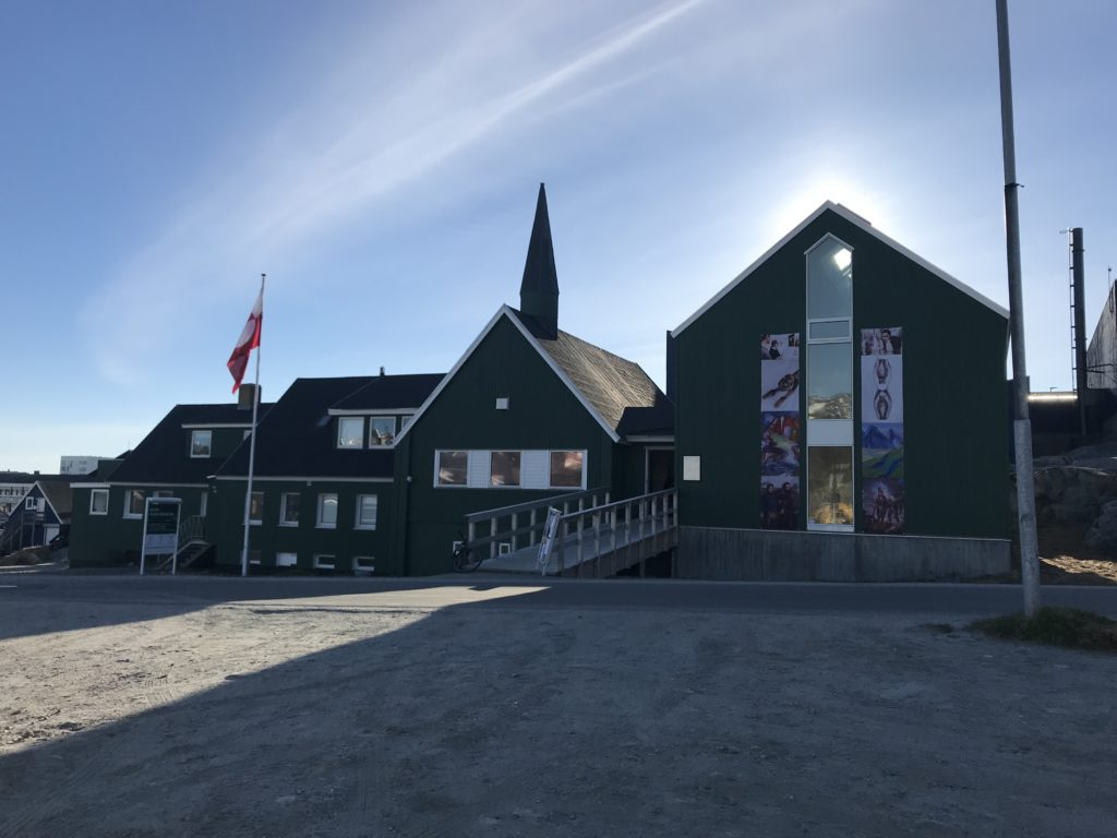 15 år med Nuuk Kunstmuseum