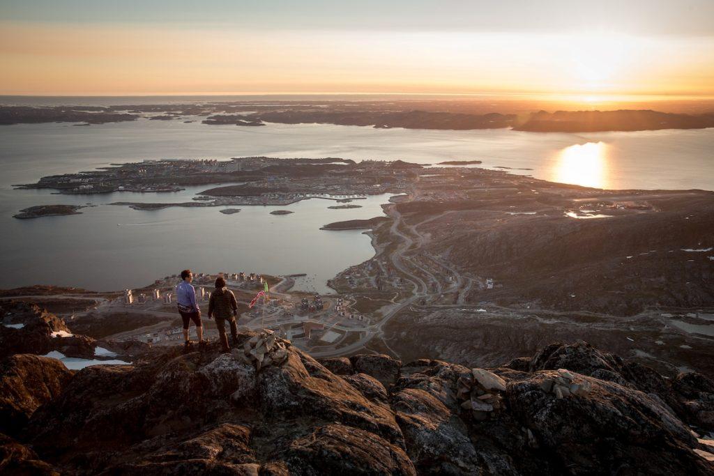 Nuuk jagter førertrøjen inden for bæredygtig turisme