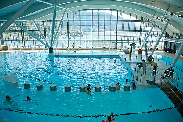Svømmehallen Malik er åben igen