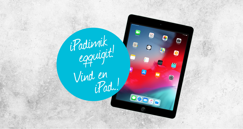 Inuiattut Ullorsiorneq ilinnut qanoq isumaqarpa? iPadimik eqquigit!