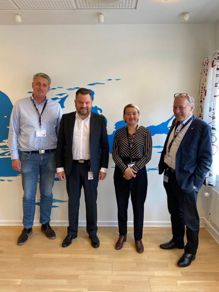 KS og Tele: Fart på internet i Østgrønland