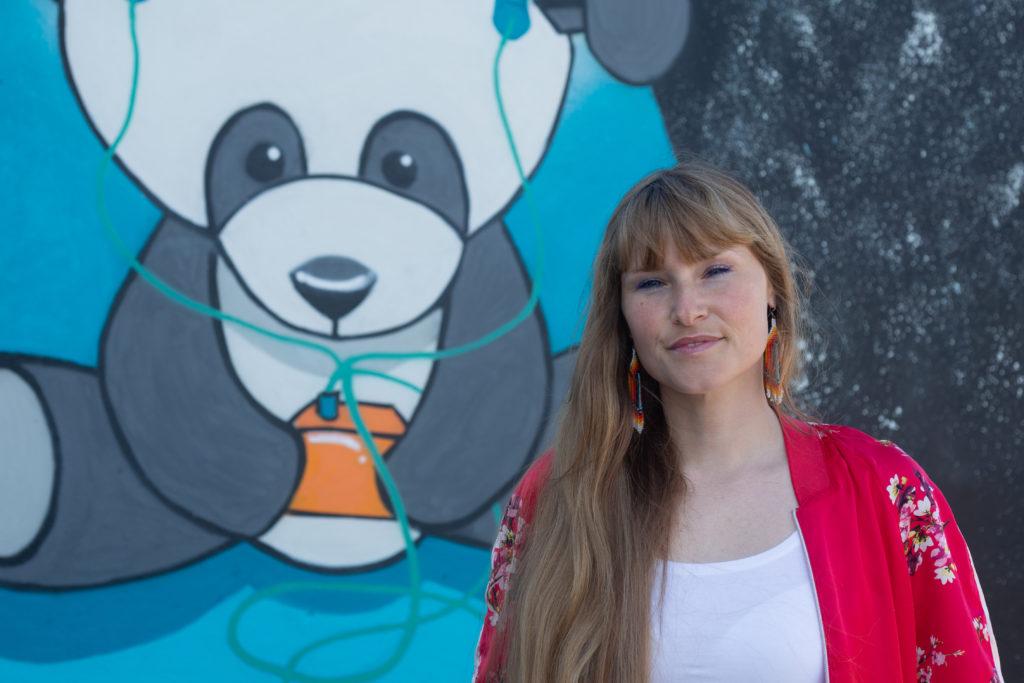 Graffiti MasterClass kickstarter lokale kunstneres murværker