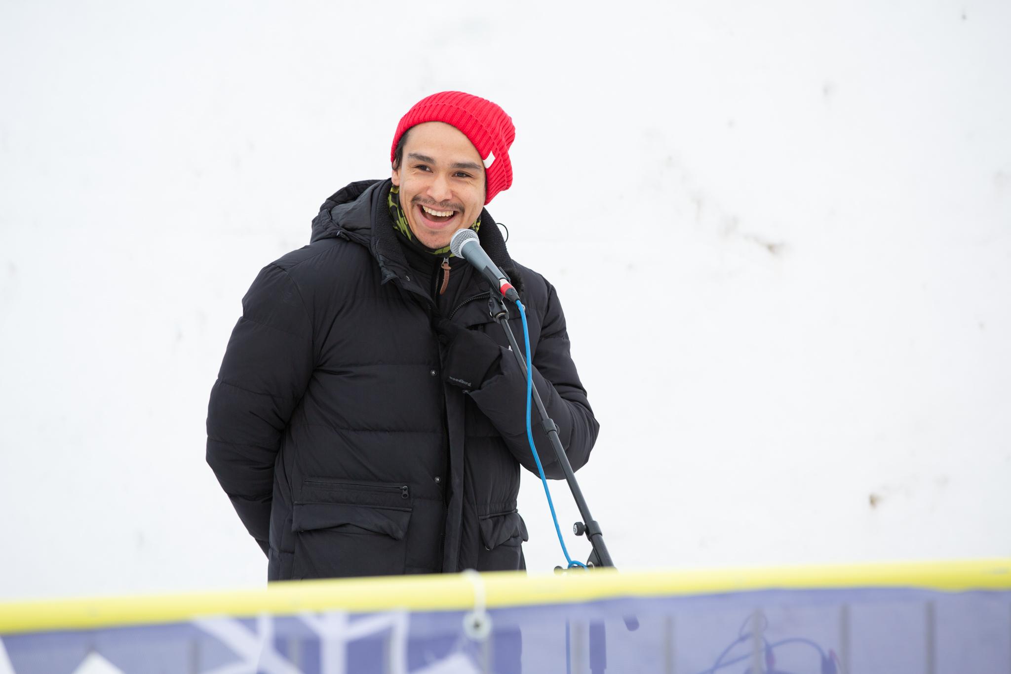 Nuuk Snow Festival 2021 pinngortitsinerup innera ikippaa