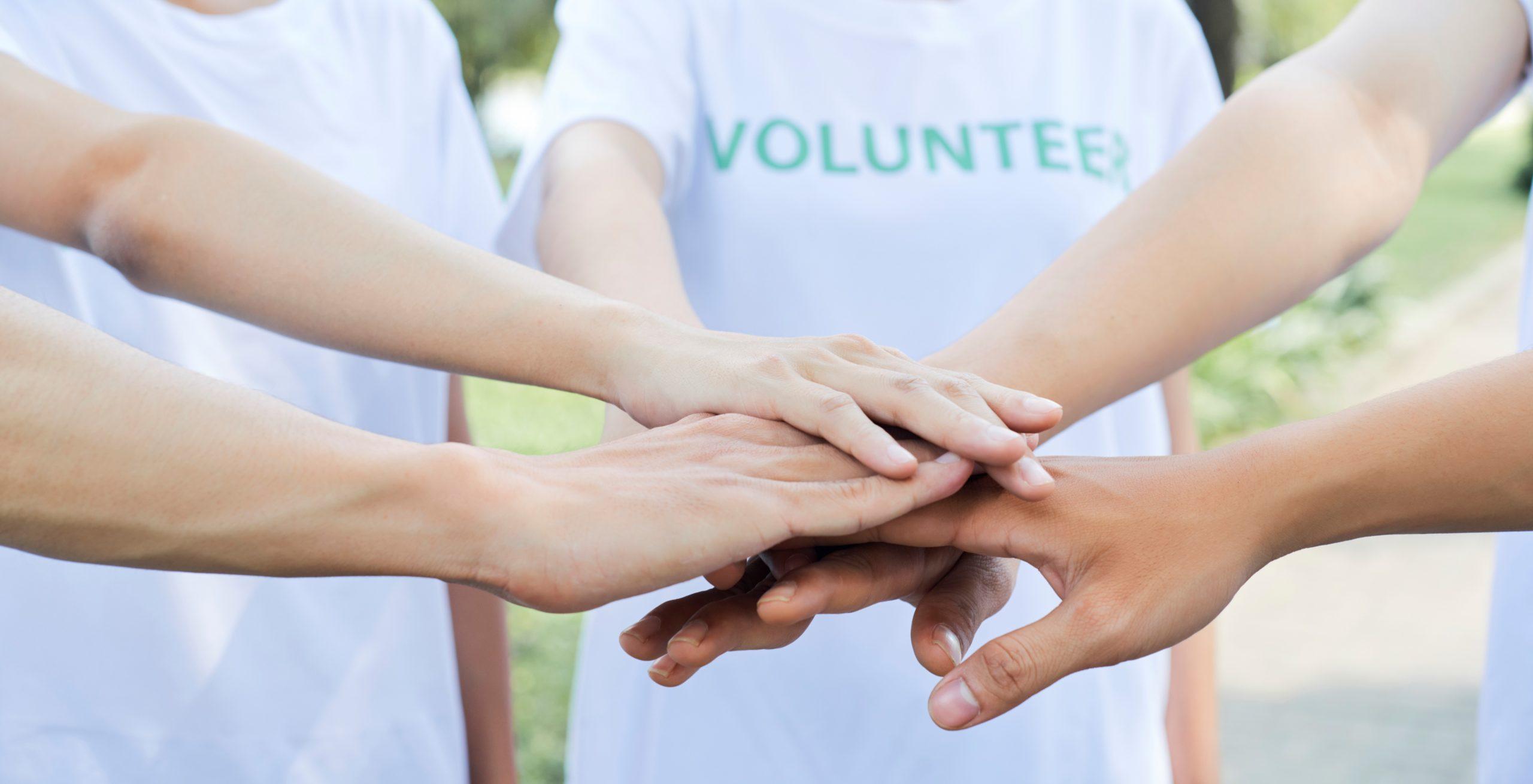 Søg tilskud til frivilligt arbejde