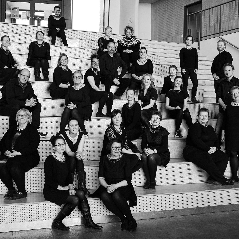Sermeq Puljen sikrer at Nordisk Koncertkor kommer på 15 års jubilæumstur