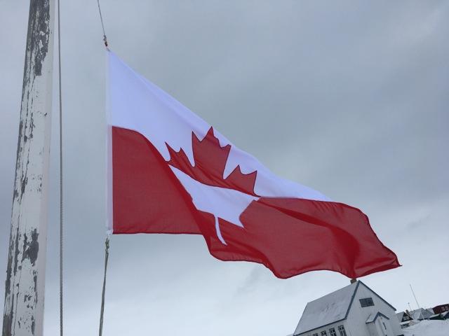 Nuuk Kunstmuseum udstiller 13 kunstflag