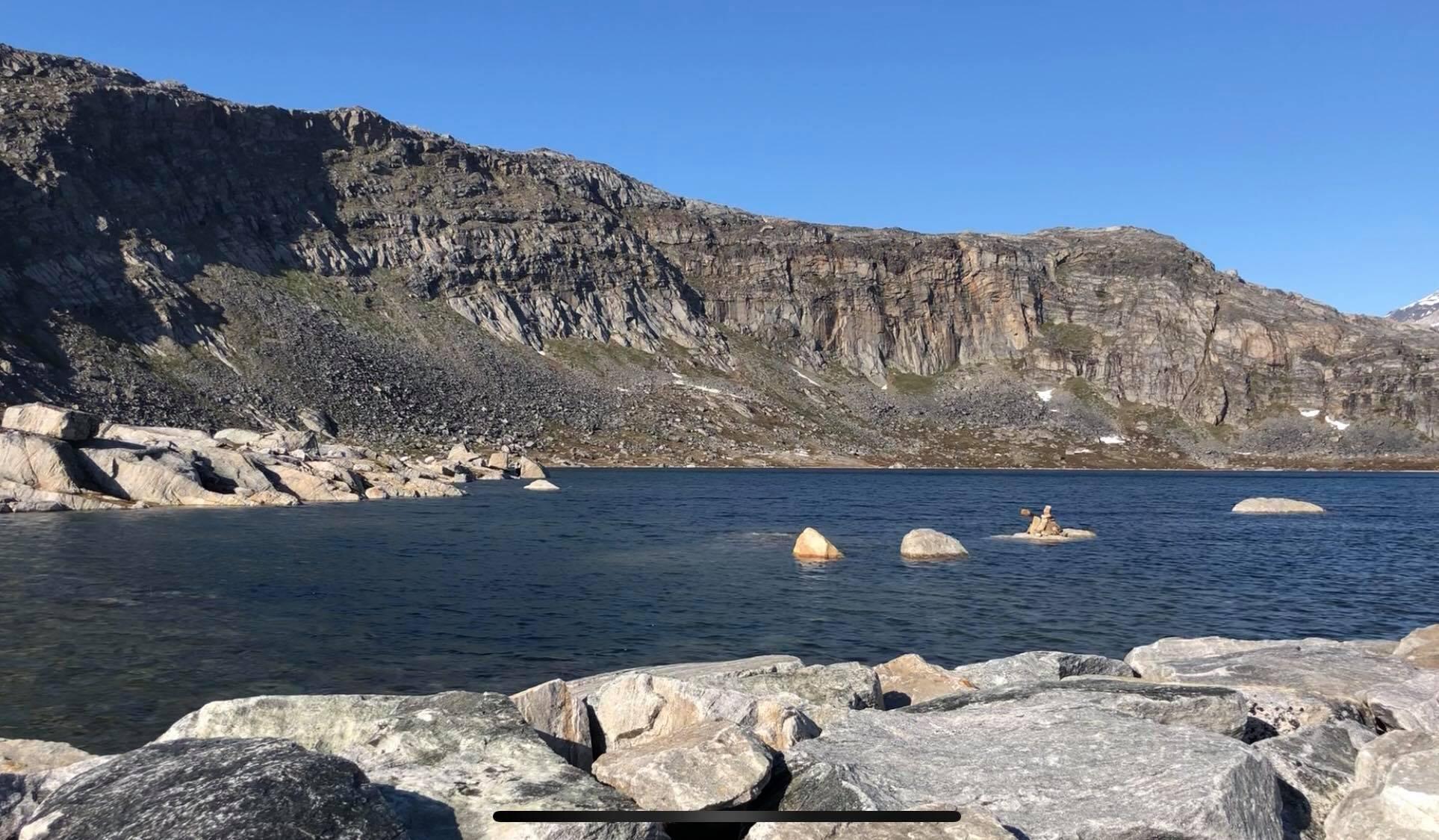 Badning og grill forbudt i vandsøen ved Inussivik og Cirkussøen